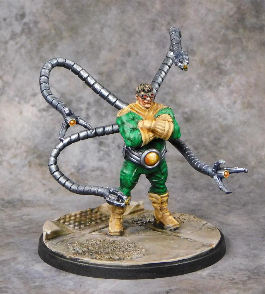 doctoroctopus